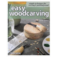 Easy Woodcarving Book