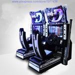 Initial D8 Amusement Machine Arcade Games Simulator Video Driving Car Racing Games Machines