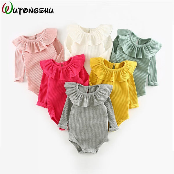Japan Style Baby Bodysuits Spring Winter Newborn Girls Clothing Baby Climbing Suit Baby Bodysuits Baby Girl Clothes Body Suit