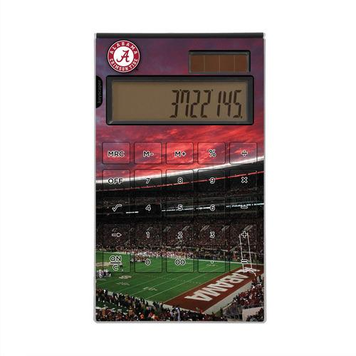 Keyscaper Ncaa Solar Calculator  Keyscaper Introduces This New Solar Calculator  Printed With 4 Color Graphics That Really Show Off Your School Pride. Perfect For Desk Top Use  This Calculator Is Not Only Functional. This Is A Great Opportunity To Sh