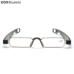 KIKI Reading Glasses TR90 Frame Resin Men Women Anti Blue Rays Computer Eyewear Foldable Presbyopic 1.0 1.5 2.0 2.5 3.0 3.5 4.0