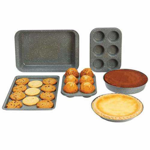 6pc Non-Stick Carbon Steel Bakeware Set