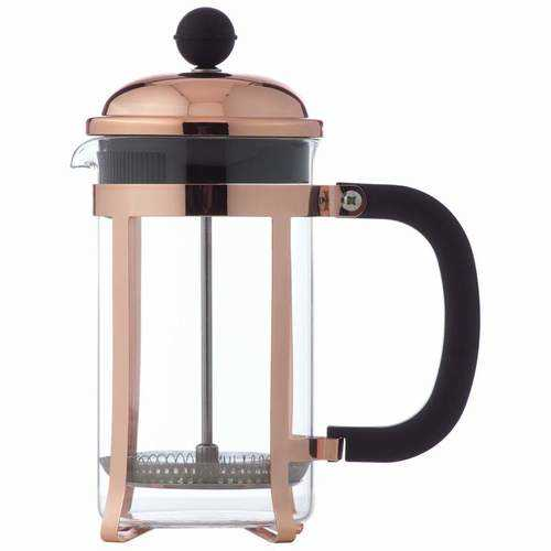 20 OZ (600ml) Copper Colored French Press Coffee Maker