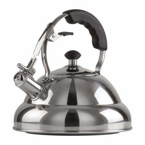 2.75qt T304 Stainless Steel Tea Kettle with Copper Center Capsule Bottom