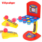 Kid toys Mini Basketball Toy basketball stand indoor outdoor Parent-Child Family Fun Table Game Toy Basketball Shooting Games