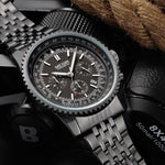 Military Sport Chronograph Luminous Clock Mens Watches Top Brand Luxury Wristwatch relogio masculino