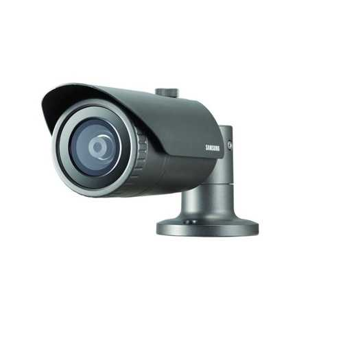 Samsung Full HD 1080p 2MP Outdoor IR LED 6mm Lens Security Network Bullet Camera QNO-6030R