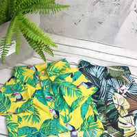 [MPK Store] Hawaiian Shirt for Dogs, Tropical Dog Shirt, Summer Dog Costume