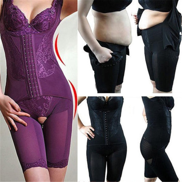 MAGIC Full Body Shaper Invisible Butt Lifter Corset Push Up Tummy Control Underwear. Sizes: M/L/XL/2XL/3XL/4XL