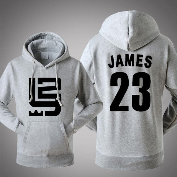 New 2019 autumn hoodies For Lebron James tracksuit basketball training sportswear cotton thicken men long sleeve Jackets