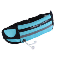 New Outdoor Waist Bag Waterproof Mobile Phone Holder Jogging Belt Gym Fitness