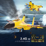 New Player 63cm larger rc fighter FX-861 4 CH Fixed wing RC Glider Electric Foam stunt RC Airplane Gliders Plane toys up to 500M