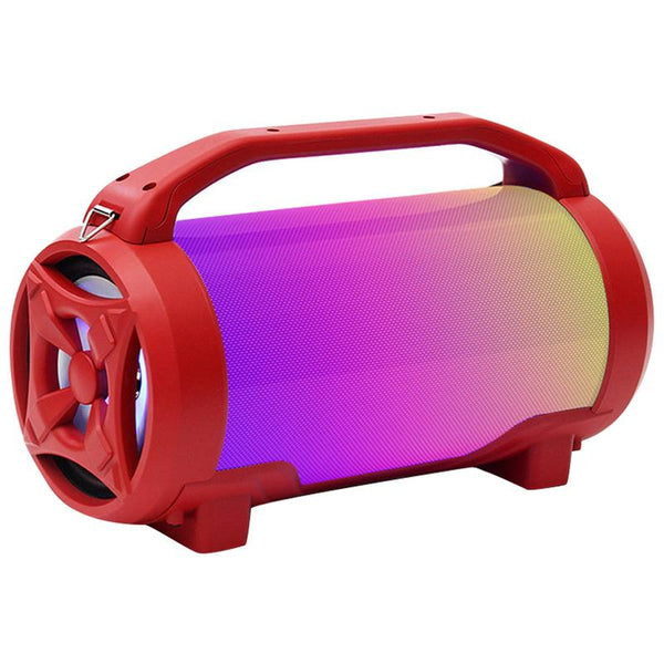 New Wireless Bluetooth Audio New Led Colorful Subwoofer Portable Usb Speaker Portable Super Bass Loud Outdoor Drop Shipping