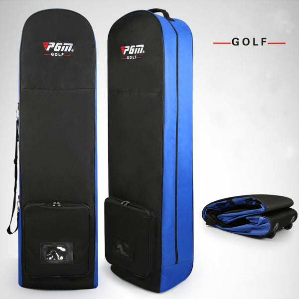 New arrival Golf Travel Luggage Bag Caddy Bag Two-wheeled travel cover bag