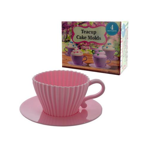Teacup Cake Molds ( Case of 12 )