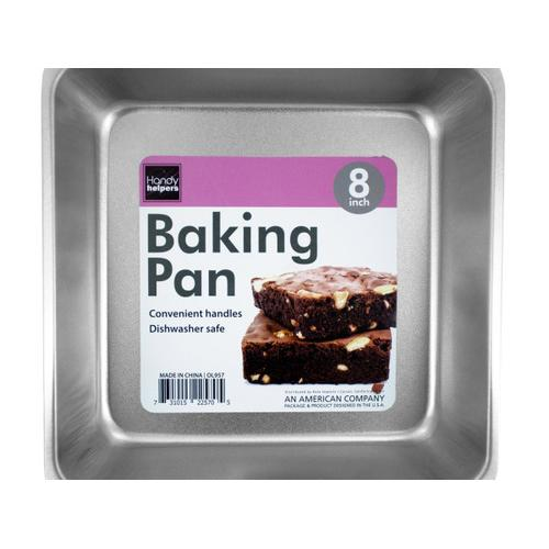 Square Baking Pan ( Case of 24 )