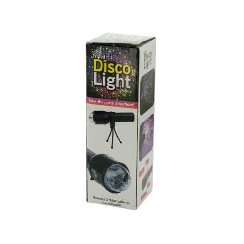 Tripod Disco Light ( Case of 4 )