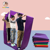 Outdoor Rolling Mat for Team Work Sports Training Group Game Toys for Kids and Adults Toys Activity Activity Fun Playing Run