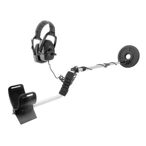 Treasure Hunter 4000 Weatherproof Pro Metal Detector System with Headphone Integrated Circuitry
