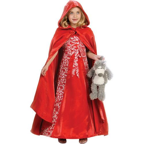 PRINCESS RED RIDING CHILD 10