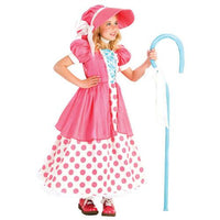 POLKA DOT BO PEEP CHILD XS 4
