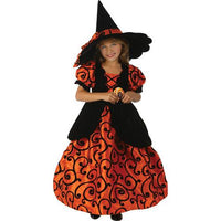 SHIRLEY POCKET WITCH CHILD S 6