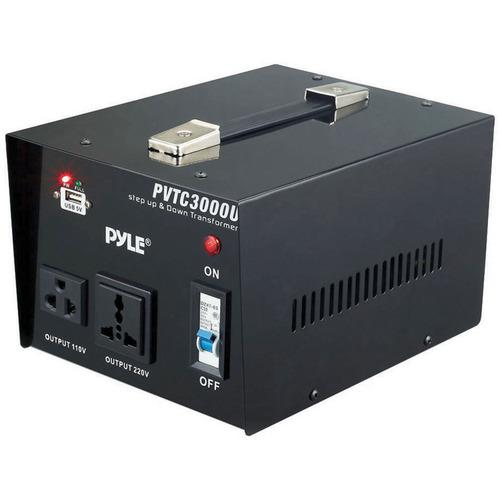 Pyle 3000 watt step up and step down voltage converter trasformer t