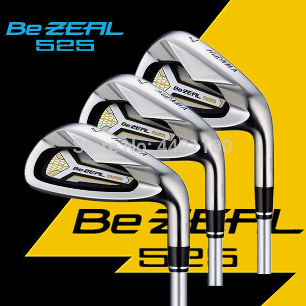 Pm99 men's golf club irons group Honma BEZEAL525 golf clubs (8 packs) without golf clubs graphite shaft