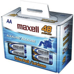 Maxell Alkaline Batteries (aa; 48 Pk; Box) (pack of 1 Ea)