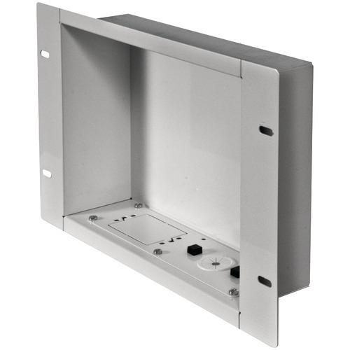 Peerless-av In-wall Metal Box With Knockout (large; Without Power Outlet) (pack of 1 Ea)