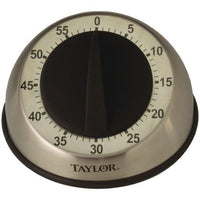 Taylor Easy-grip Mechanical Timer (pack of 1 Ea)