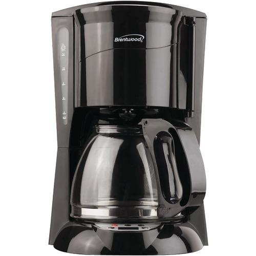 Brentwood 12-cup Coffee Maker (black; Digital) (pack of 1 Ea)