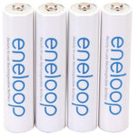 Panasonic Eneloop Batteries (aaa; 4 Pk) (pack of 1 Ea)