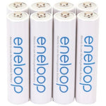 Panasonic Eneloop Batteries (aaa; 8 Pk) (pack of 1 Ea)