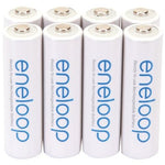 Panasonic Eneloop Batteries (aa; 8 Pk) (pack of 1 Ea)