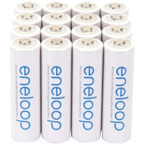 Panasonic Eneloop Batteries (aa; 16 Pk) (pack of 1 Ea)