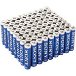 Sony Stamina Plus Alkaline Bulk Batteries (aaa; 72 Pk) (pack of 1 Ea)