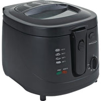 Brentwood 2.5 Liter Deep Fryer (black) (pack of 1 Ea)