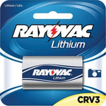 Rayovac 3-volt Lithium Crv3 Digital Photo Battery (single) (pack of 1 Ea)