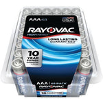 Rayovac Alkaline Batteries In Reclosable Pro Pack (aaa, 48 Pk) (pack of 1 Ea)