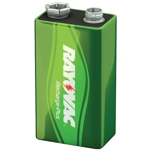 Rayovac Ready-to-use Rechargeable Nimh Batteries (9v; 200mah, Single) (pack of 1 Ea)