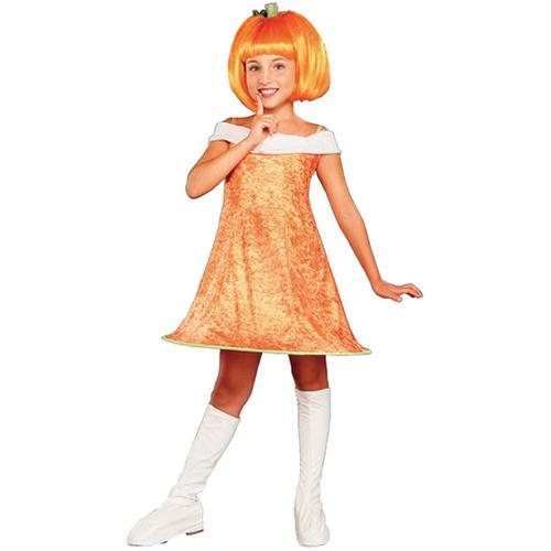 PUMPKIN SPICE CHILD COSTUME MD