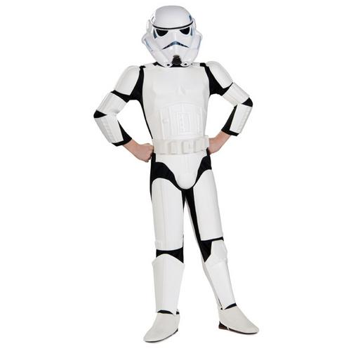 STORMTROOPER CHILD DLX LARGE