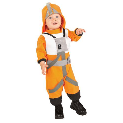 X WING FIGHTER PILOT TODDLER