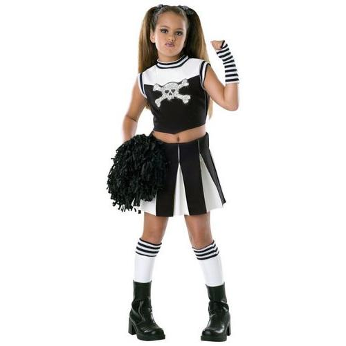 BAD SPIRIT CHILD COSTUME LG