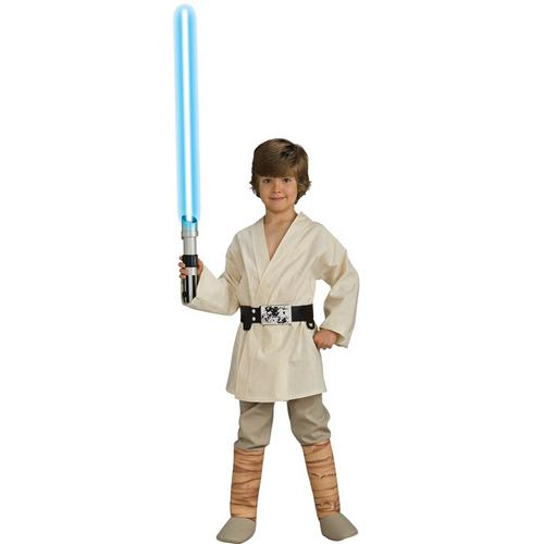 LUKE SKYWALKER DLX CHILD MEDIU