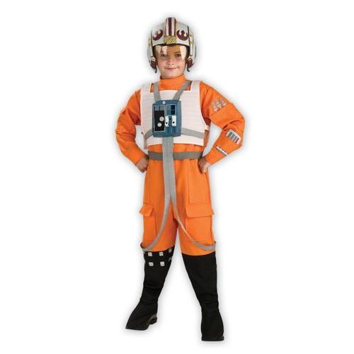 STAR WARS XWING PILOT CHILD SM