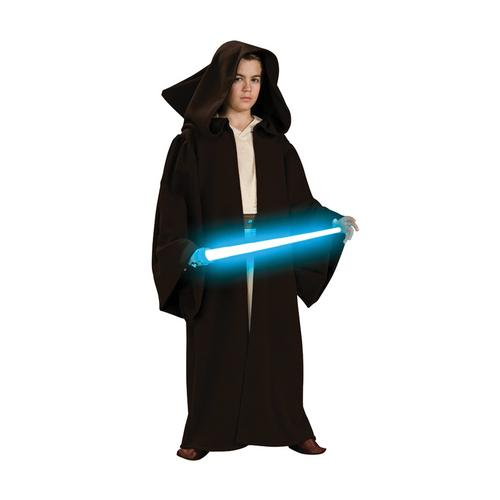 JEDI ROBE SUPER DLX CHLD LARGE