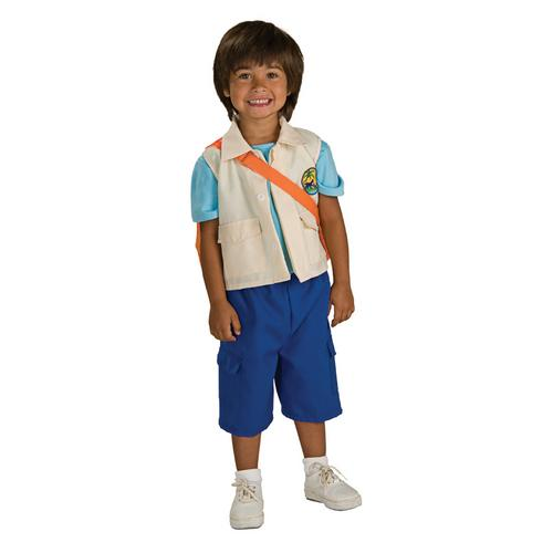 DIEGO DELUXE CHILD SMALL