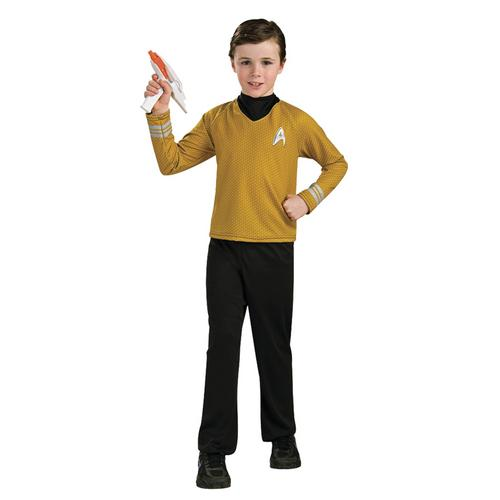 STAR TREK CHILD GOLD SMALL